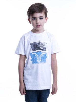Camiseta Infantil GCK 06 BRANCO