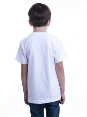 Camiseta Infantil GCK 05 BRANCO