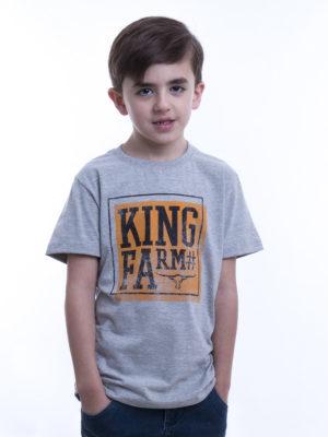 Camiseta Infantil GCK 04 MESCLA ESCURO